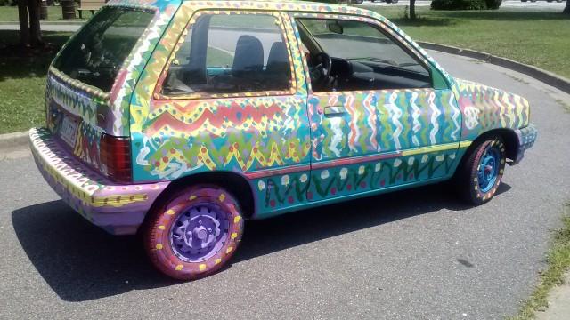 Art 2 Car