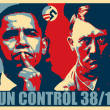 The Internet is littered with images such as this portraying President Obama as everything from a communist and fascist dictator to radical Islamic fundamentalist and peacenik.