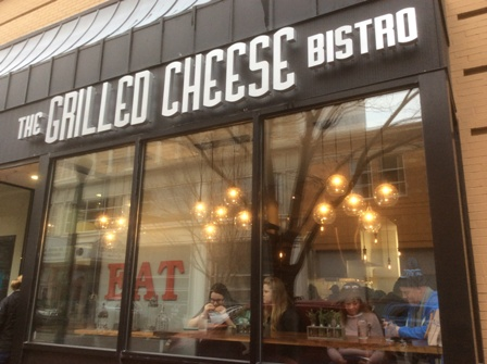 Grilled Cheeseheads