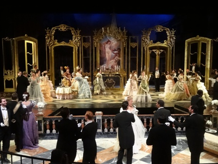 La Traviata: Beautiful, Young, Sexy and Dying