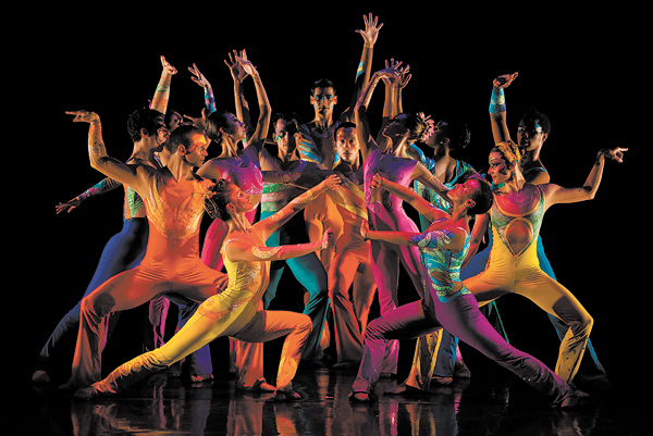 VA Arts Fest Opens with Ballet Hispanico