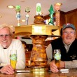 Executive Chef TV Flynn and General Manager Gordon Slatford at Tides Inn