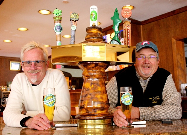 Taste of Spring – and BEER – at Tides Inn
