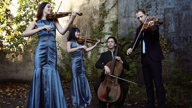 Attacca String Quartet is a must-see May 7 at St. John's Episcopal Church, Portsmouth