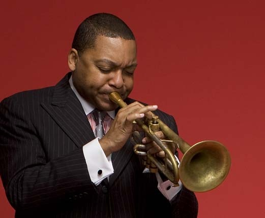Wynton Marsalis: The Jazz Messenger