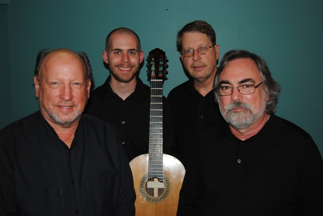 Tidewater Guitar Quartet performs July 15