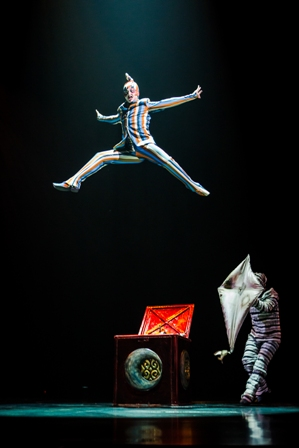 Kooza is Cirque Du Soleil at its Core