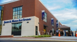 ODU Enters New Era for Arts with Village Dedication