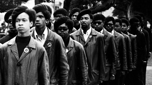 The Black Panthers: Vanguard of the Revolution shows October 14 at The Naro Expanded Cinema
