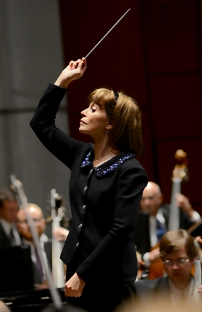 Symphony Marks 25th Season with Falletta