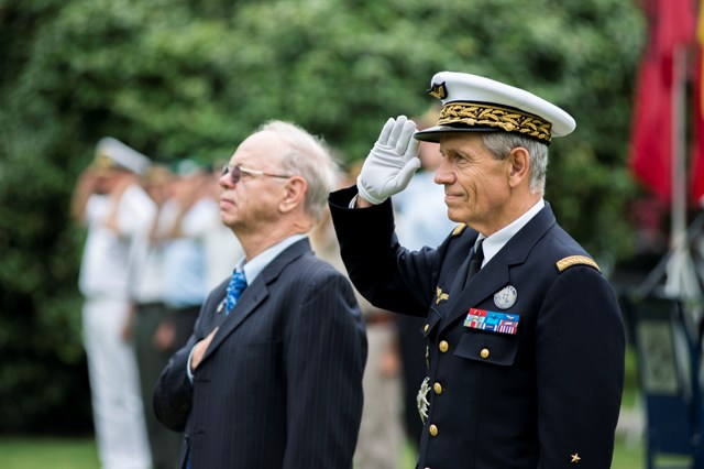 NATO SACT Says Farewell to Norfolk; Reflects on Career, the Future