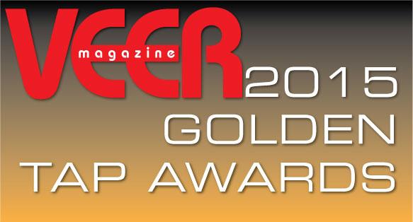 VEER's 2015 Golden Tap Award Nominees