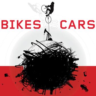 Urban Cyclists Battle Carmageddon