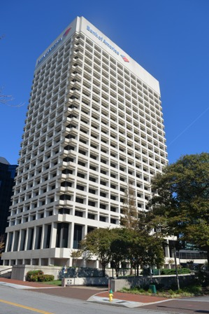 (Bank of America building to become apartments in downtown Norfolk?)