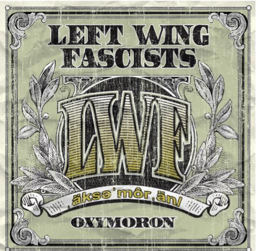 Controversy Surrounds New Left Wing Fascists Album