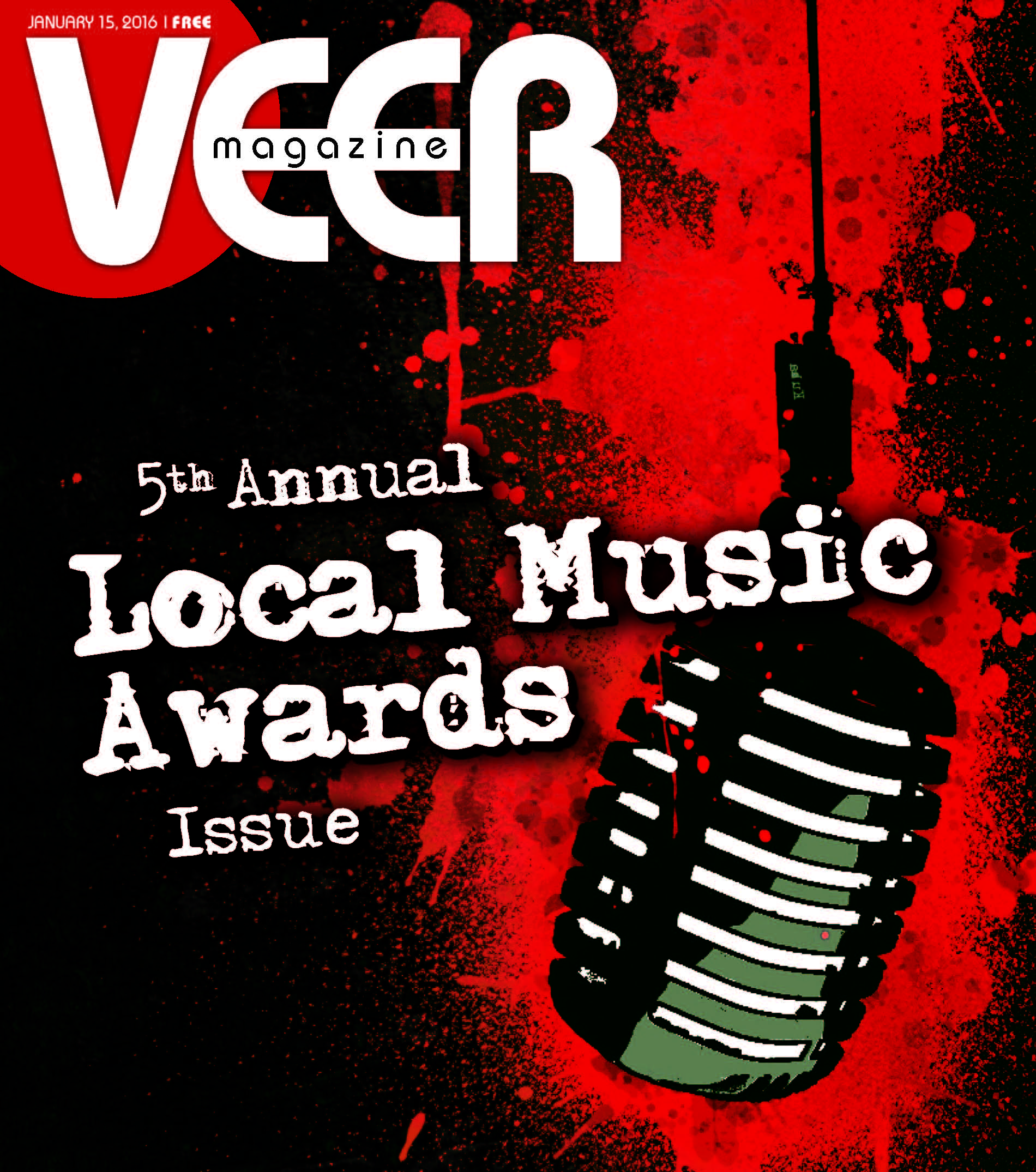 5th Annual Veer Music Awards Results