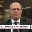 "Lawrence Wilkerson (pictured) is Distinguished Visiting Professor of Government and Public Policy at the College of William and Mary in Williamsburg, Virginia, USA.  His last positions in the US Government were chief of staff to Colin Powell at the U.S. Department of State (2002-2005) and Associate Director and member of that department's Policy Planning staff under Ambassador Richard Haass (2001-2002). He will speak following the film ""Drone"" March 9 at the Naro Expanded Cinema"
