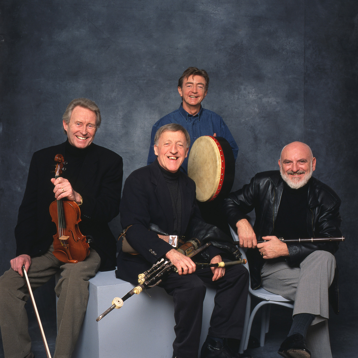 St. Paddy's Week:  Chieftains headline a weeklong celebration of Irish music and events