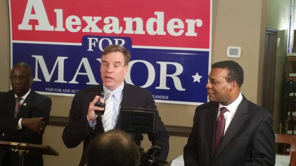 A-List Democrats to Endorse Kenny Alexander as Norfolk Mayor