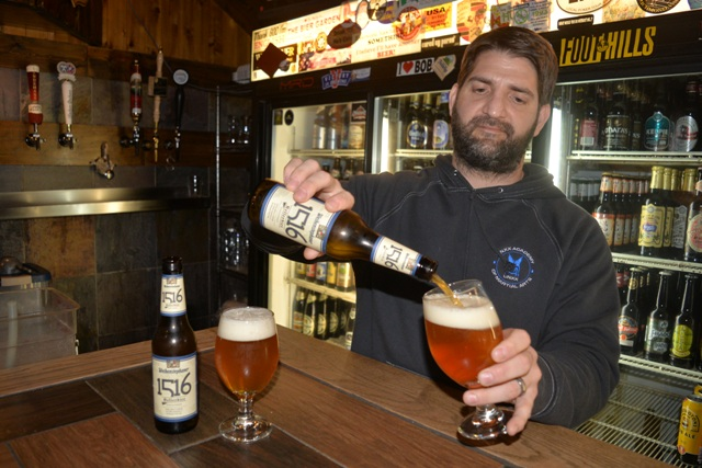Commemorating 500th Anniversary of The Reinheitsgebot