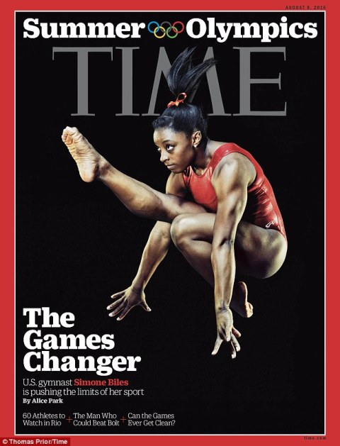 COMMENTARY: Ode to Simone Biles