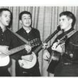 Bob Zentz (banjo) as a member of 1	The Minutemen (1963) @ William & Mary