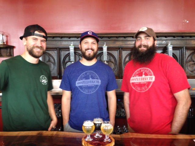 BREW NEWS: Oozlefinch Opens & More