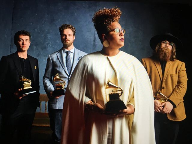 Alabama Shakes and Rolls into Portsmouth