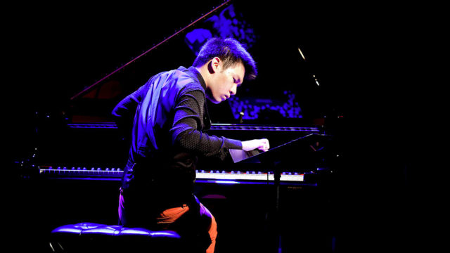 (Pianist Conrad Tao)
