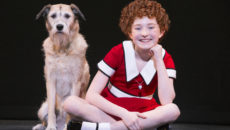 "The sun will come out for fans of ""Annie"" November 18-19 at Chrysler Hall Photo by Joan Marcus"