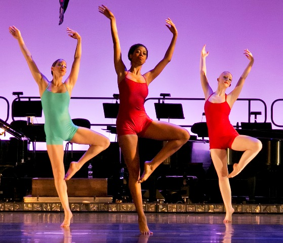 Top Fall Dance Performances