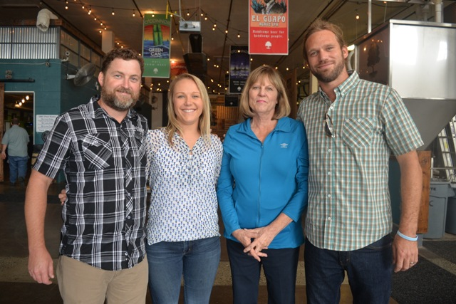 O'Connor Uses Brewery as Platform to Raise Awareness