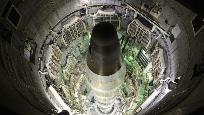 FILM: Nuclear Madness and The Cold War Revival