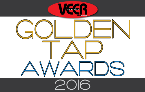 VEER's 2016 Golden Tap Award Nominees