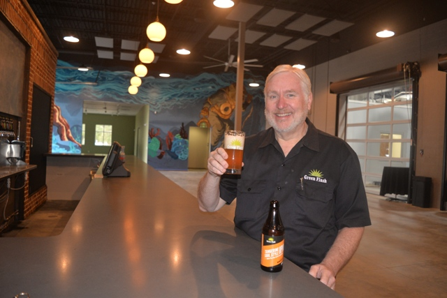 Green Flash Opens in Virginia Beach