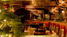 (The Russian Tea room is ornate dining at its finest)