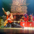 (Brian Setzer's lively Christmas show will include a rockabilly set this year)