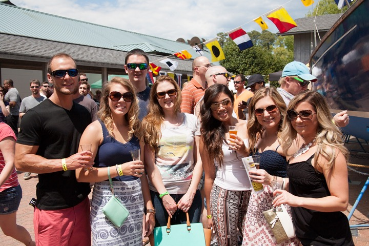 Tyme to Party Ye Beer Buccaneers at the Mariners' Craft Beer Festival