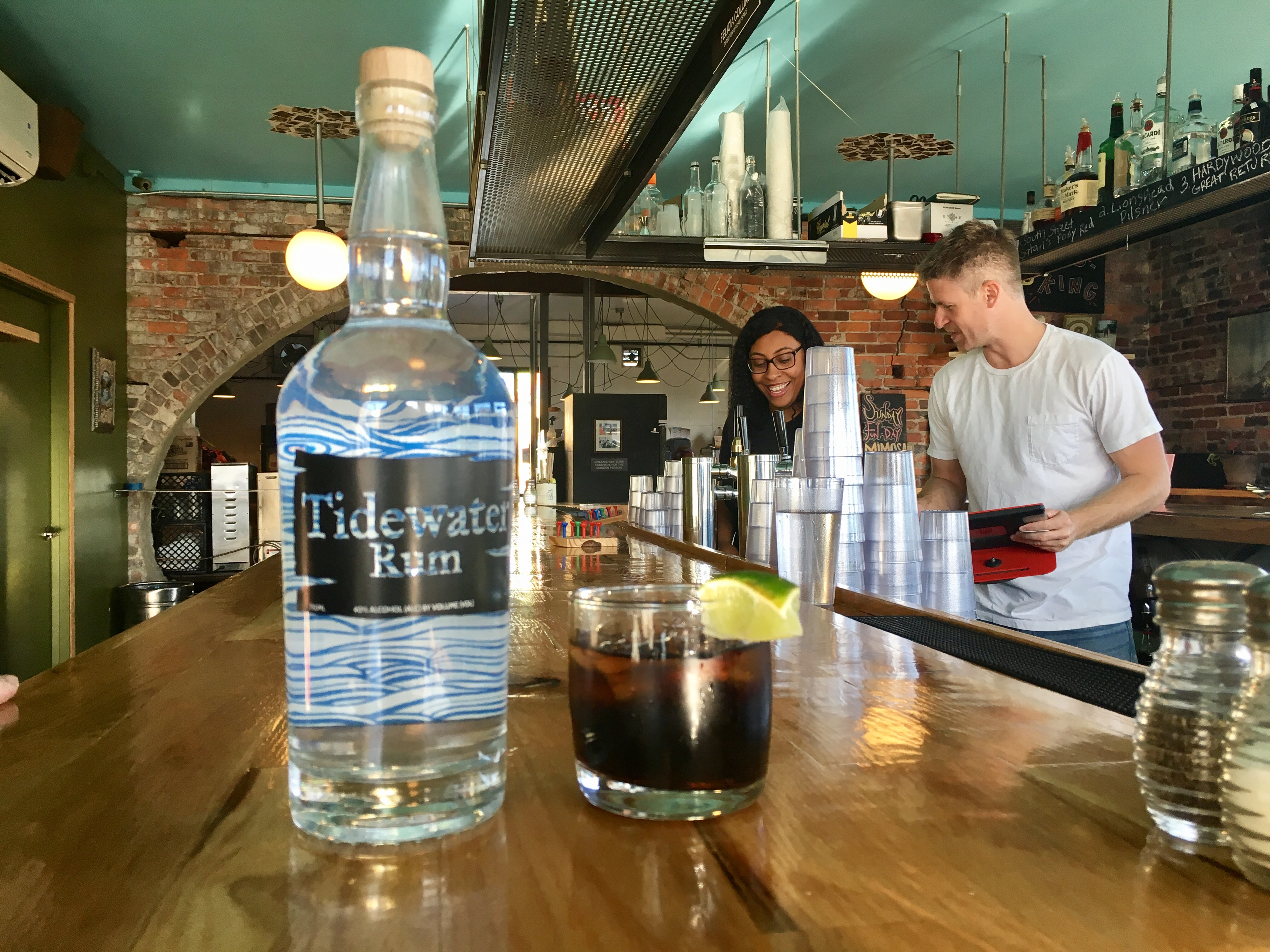 Dead Reckoning:  Norfolk distillery aims to make waves in the craft rum market
