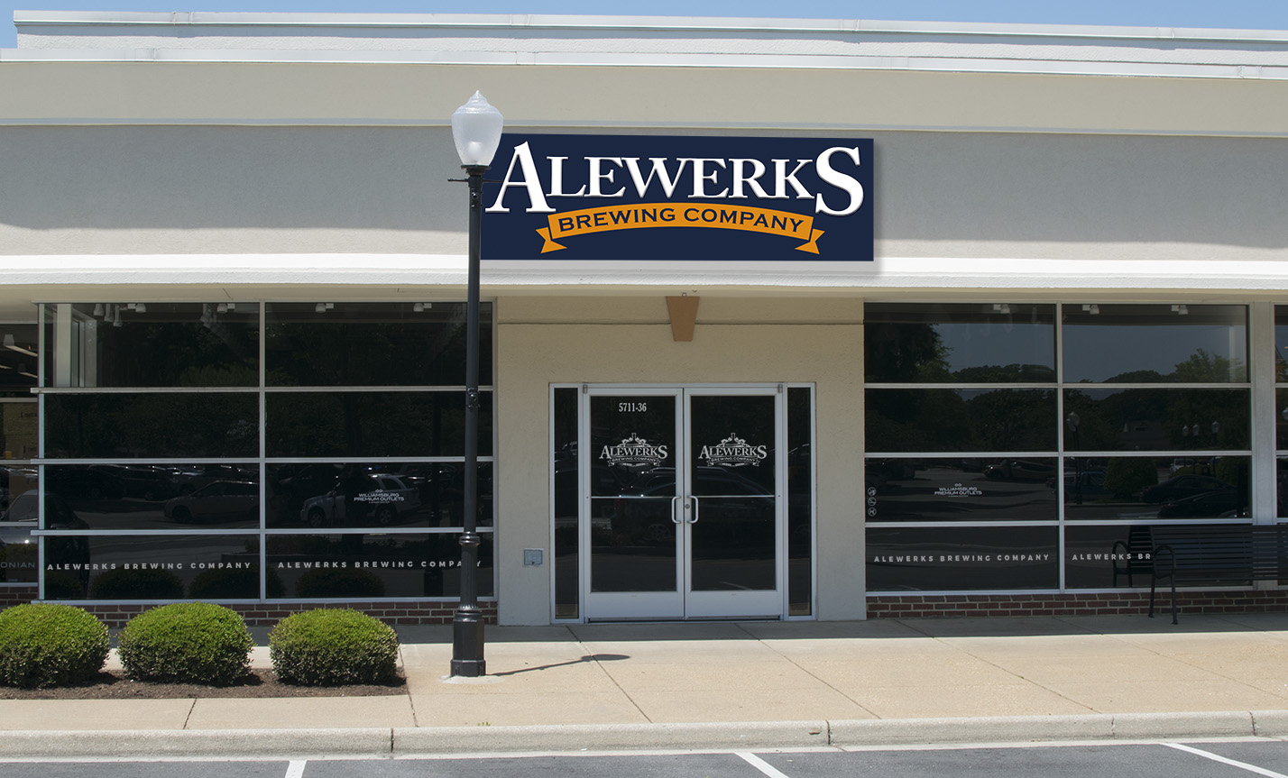 Alewerks to Open Satellite Brewery at Outlet Mall