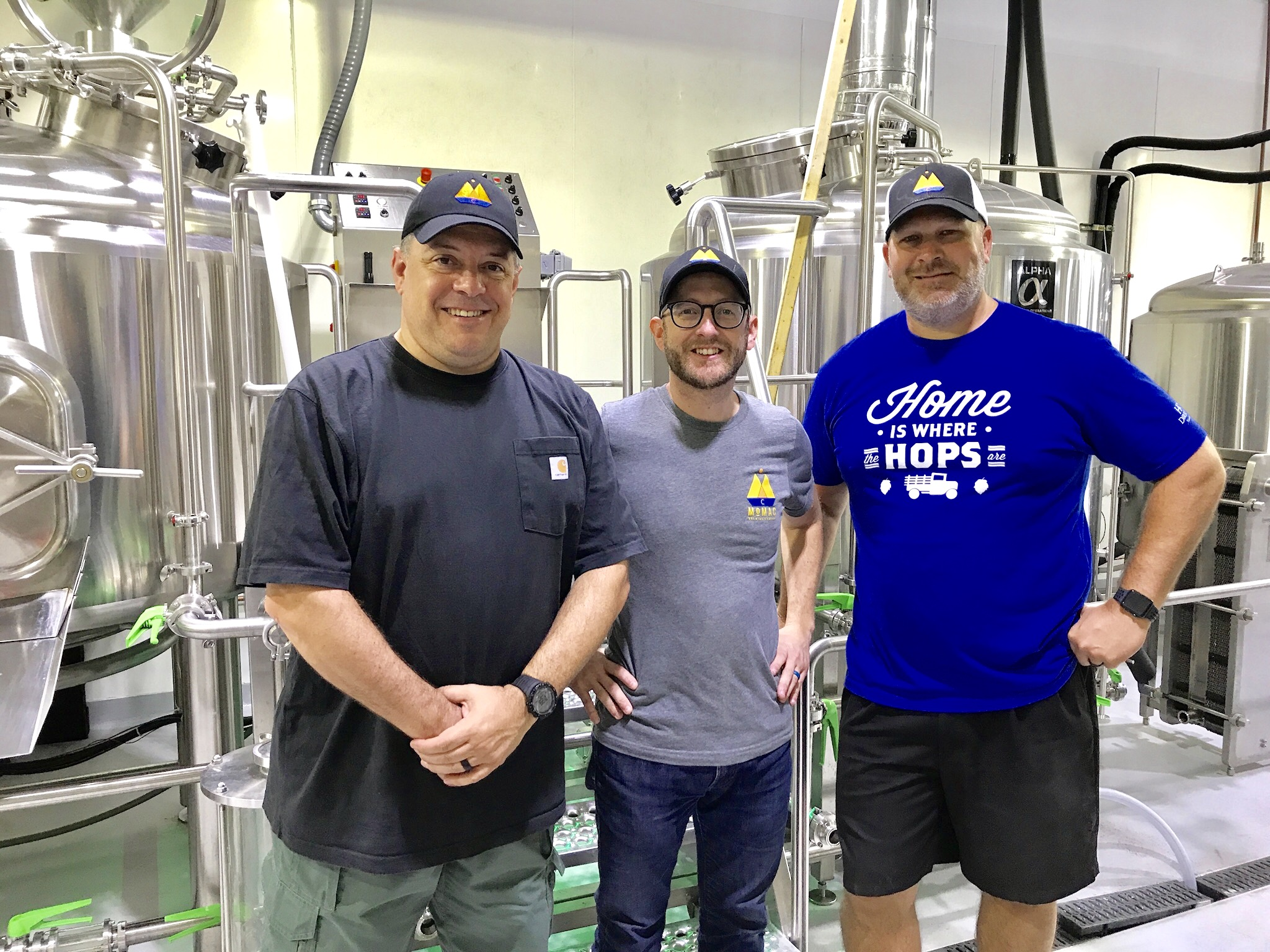 Seize the Mo at MoMac Brewing Company, Portsmouth's New Craft Brewery