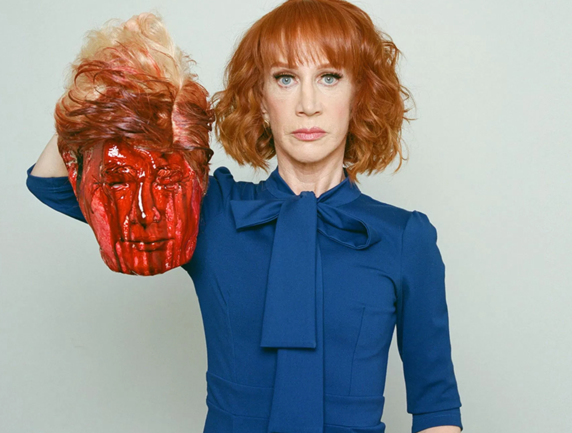 VIEWPOINT: Kathy Griffin Dead Wrong on Trump Gag