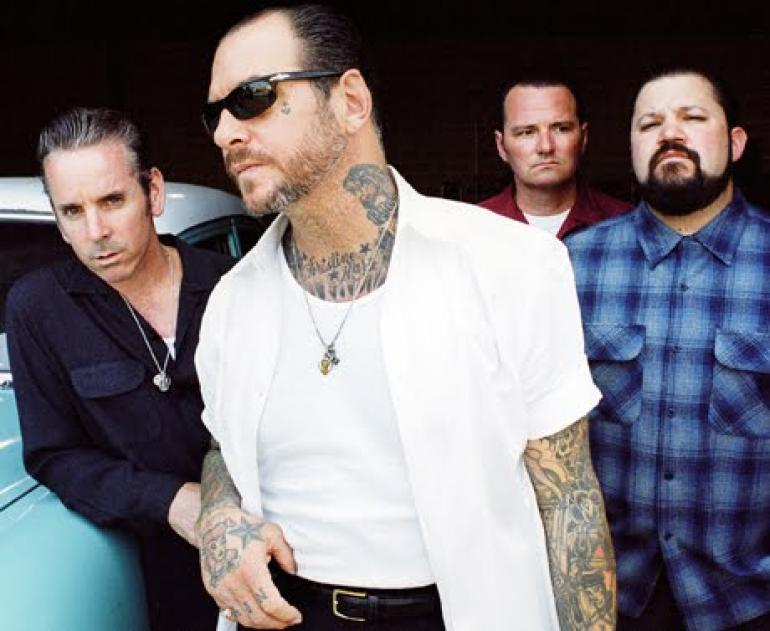 Social Distortion Drives Past into The NorVa