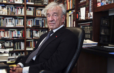 BOOK REVIEW: Open Heart by Elie Wiesel