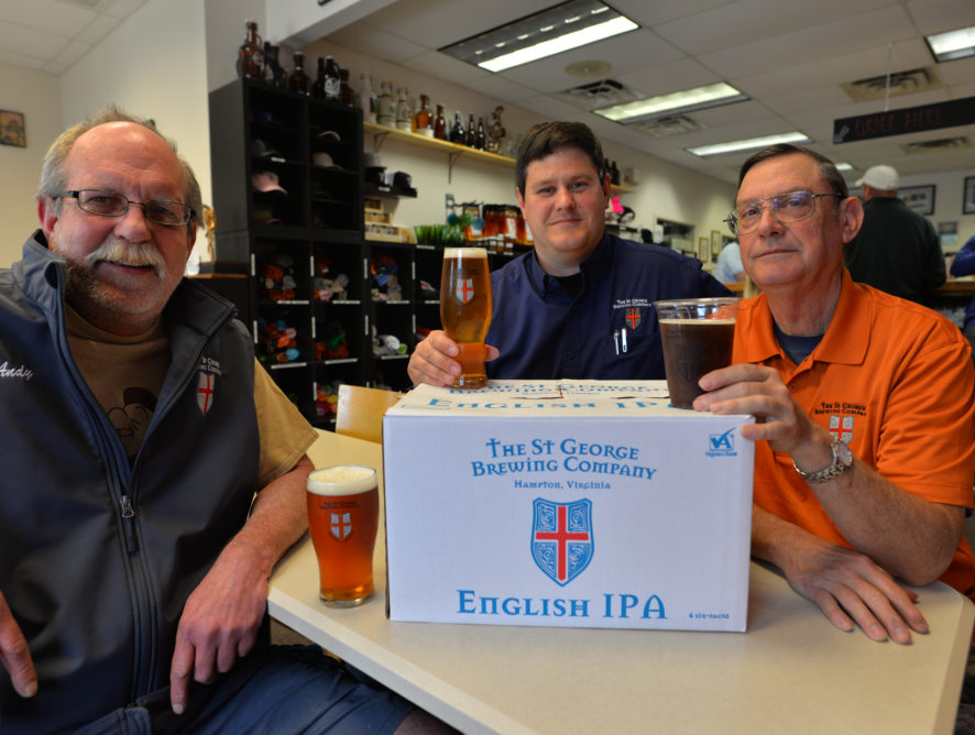 20 Years of St. George Brewing