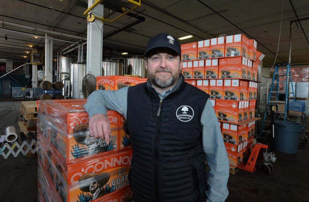 o u2019connor brewing named 2018 norfolk small business of year