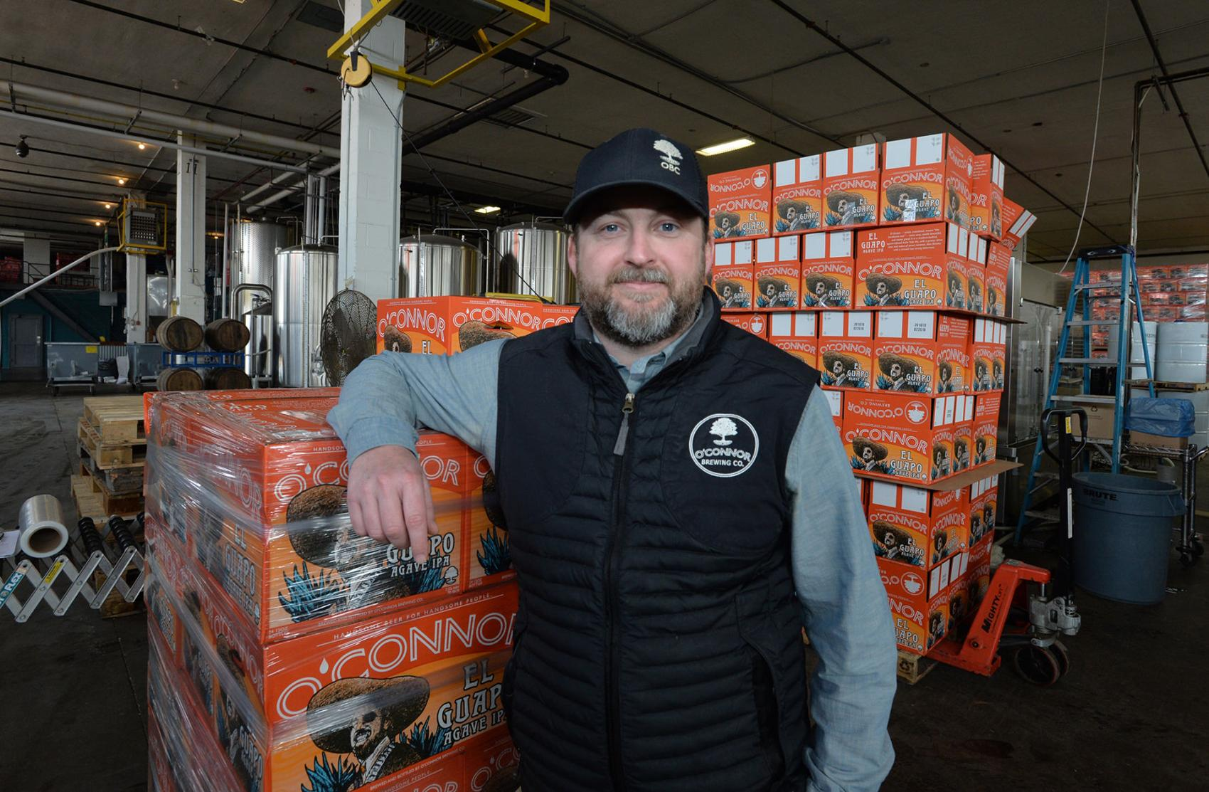 O'Connor Brewing Named 2018 Norfolk Small Business of Year