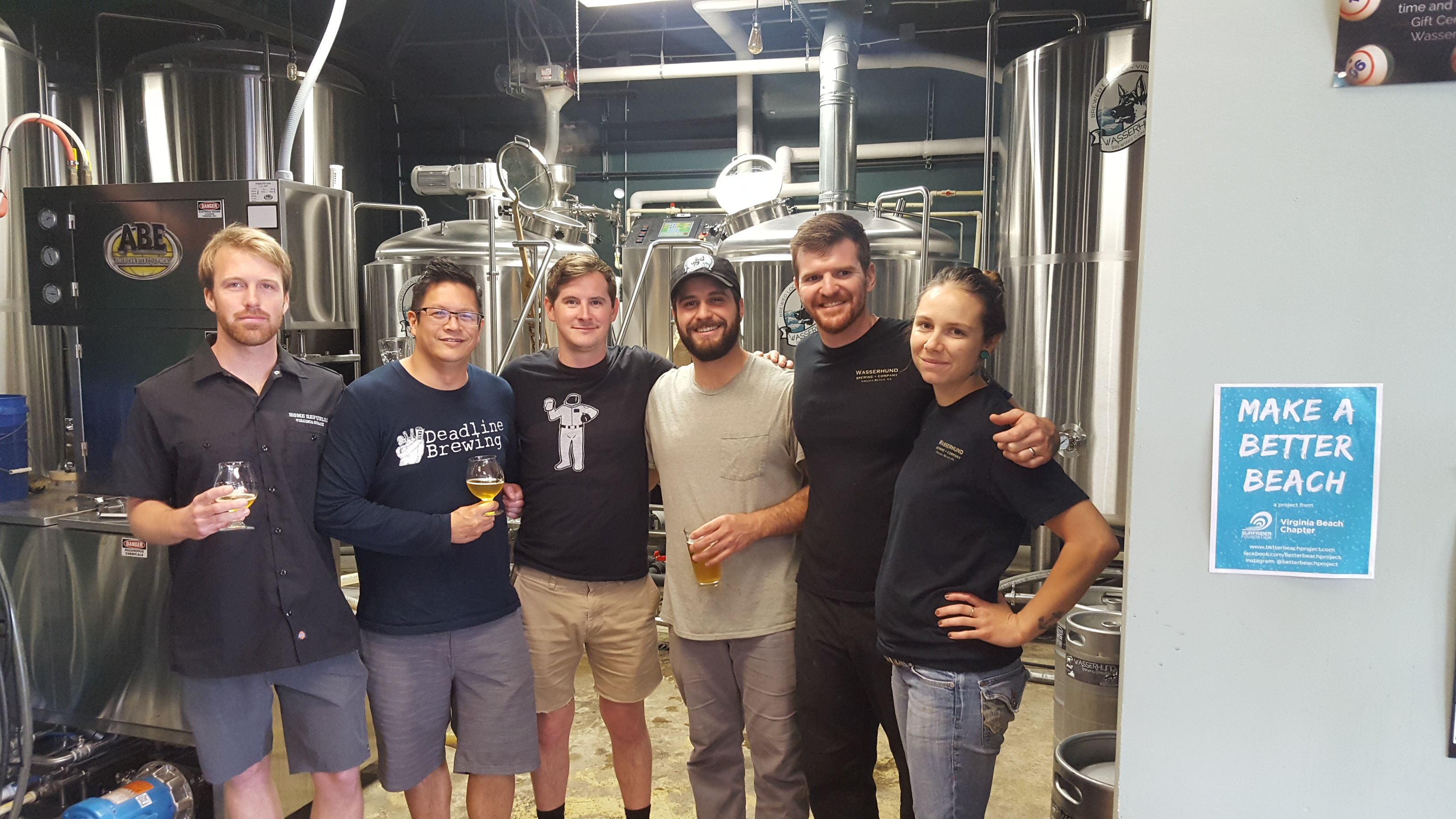 Brewers Collaborate for Virginia Beer Fest