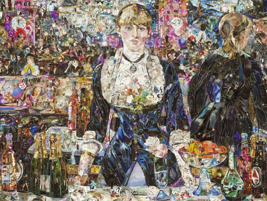 ART PREVIEW: Muniz Retrospective is a Wonder