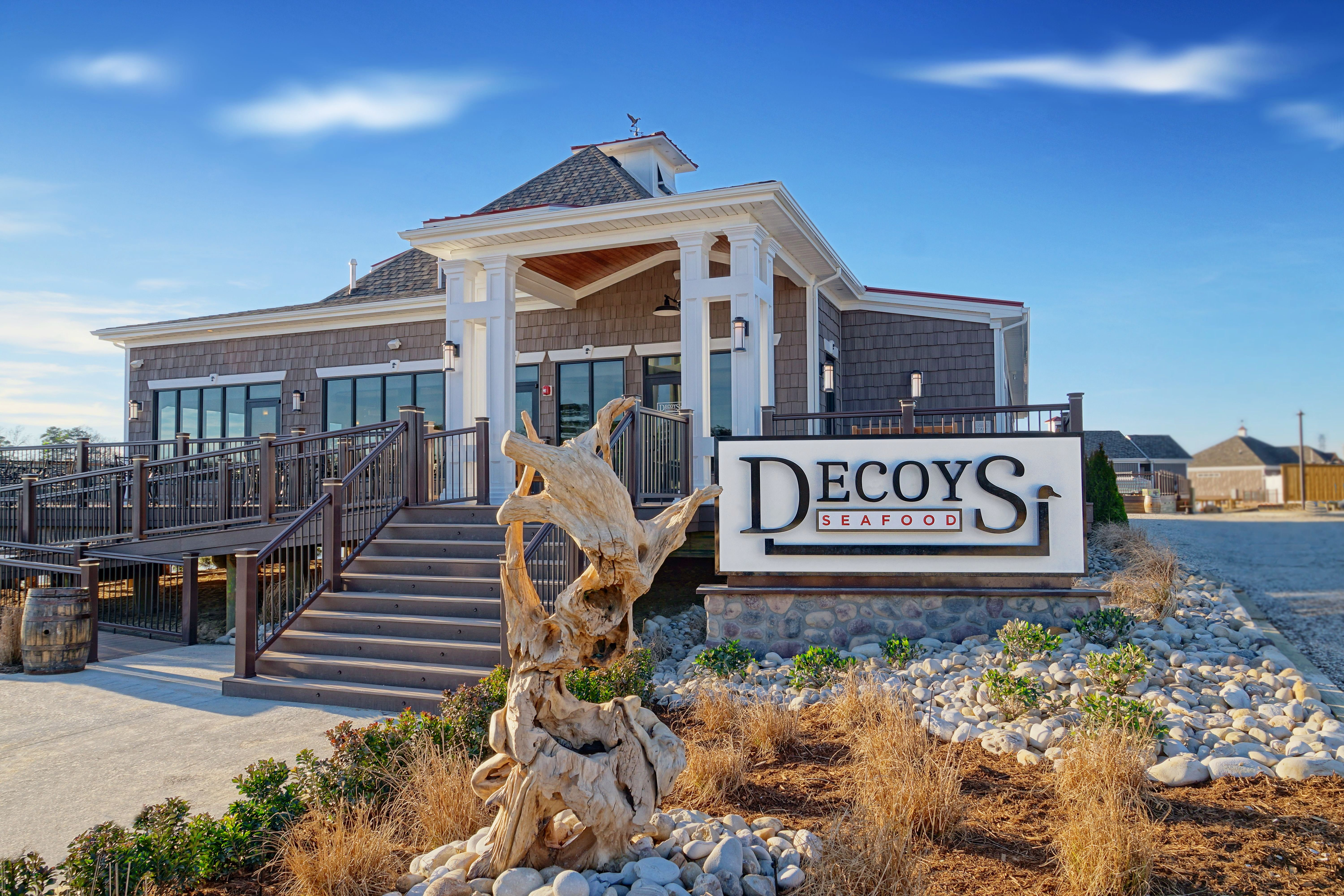 Hunting For A Local Getaway? Duck Into Decoys And Stay Awhile